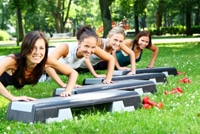 Sculpt you Butt and Abs with Bootcamp